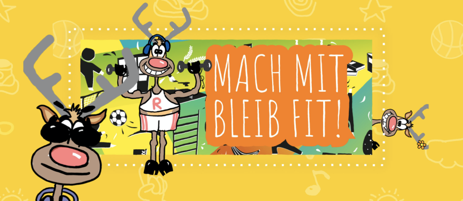 Cover: Mach mit - bleib fit!