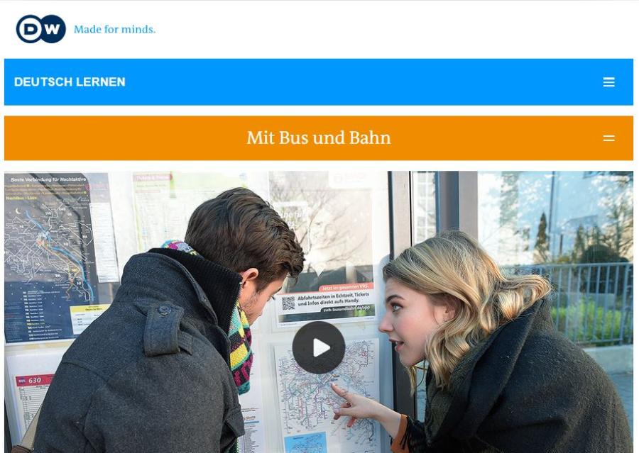 Cover: Mit Bus und Bahn | Nicos Weg A1