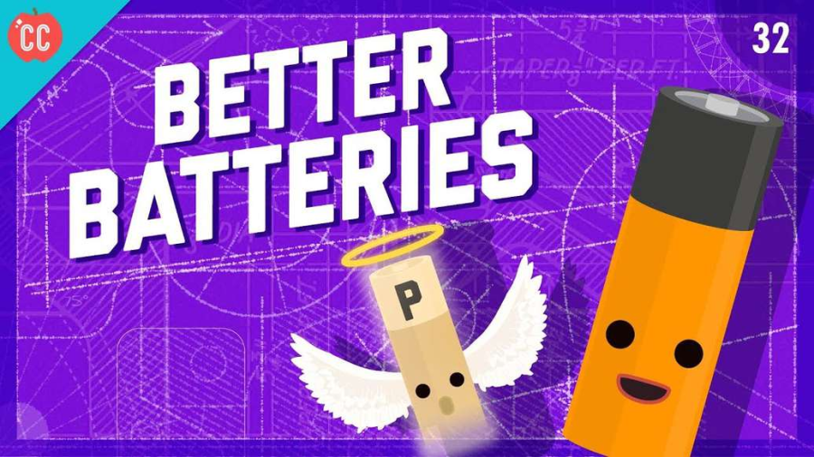 Cover: Why It's So Hard To Make Better Batteries: Crash Course Engineering #32