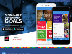 Cover: App   SDGs in Action