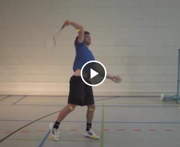 Cover: Lehrvideo – Badminton: Smash – Univideo