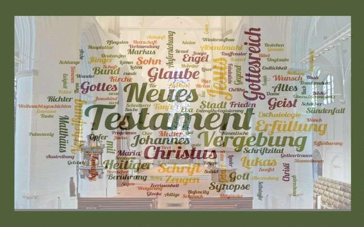 Cover: Christologie entdecken mit dem Chatbot und dem Innenleben von St. Katharina (Hamburg)