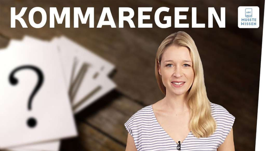 Cover: Kommaregeln und Kommasetzung I musstewissen Deutsch