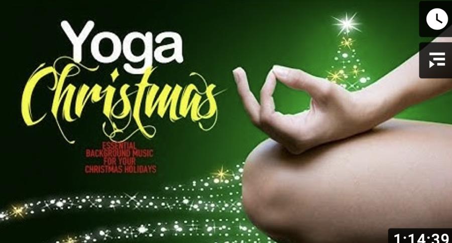 Cover: Yoga Christmas - Hintergrundmusik