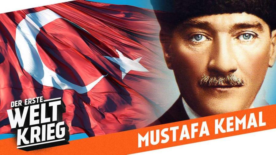 Cover: Wer war MUSTAFA KEMAL ATATÜRK? - Porträt