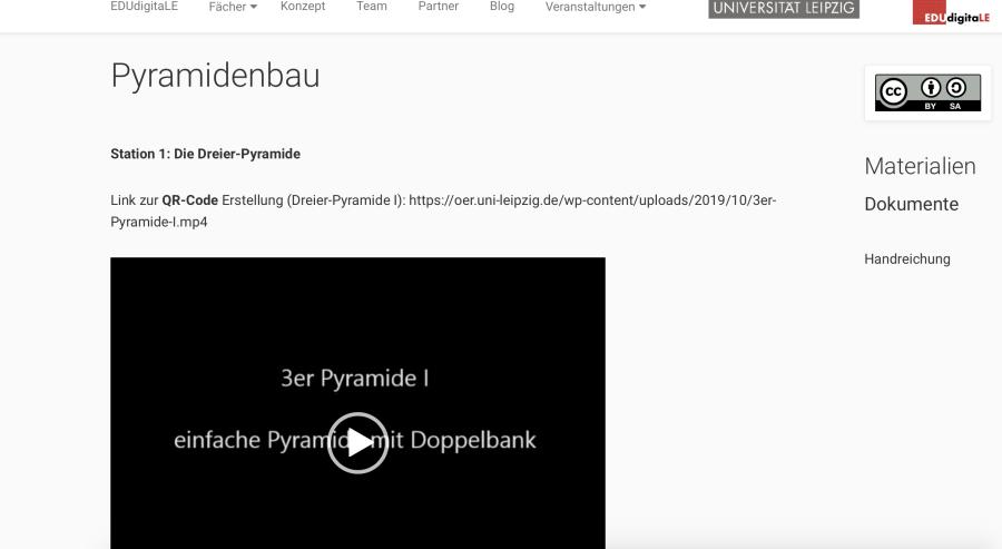 Cover: Pyramidenbau