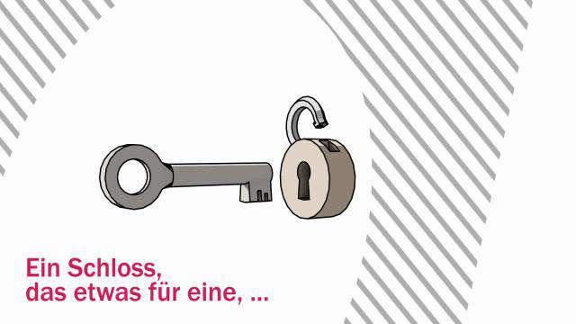 Cover: Der Passwortfilm zu den Leitfäden einfach Internet in einfacher Sprache