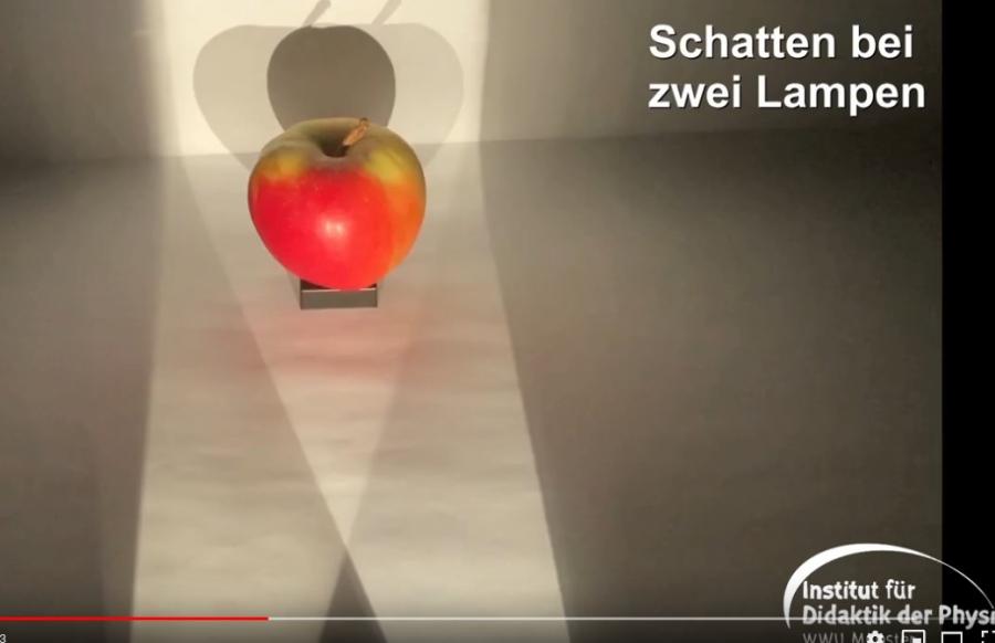Cover: Halb- und Kernschatten - YouTube