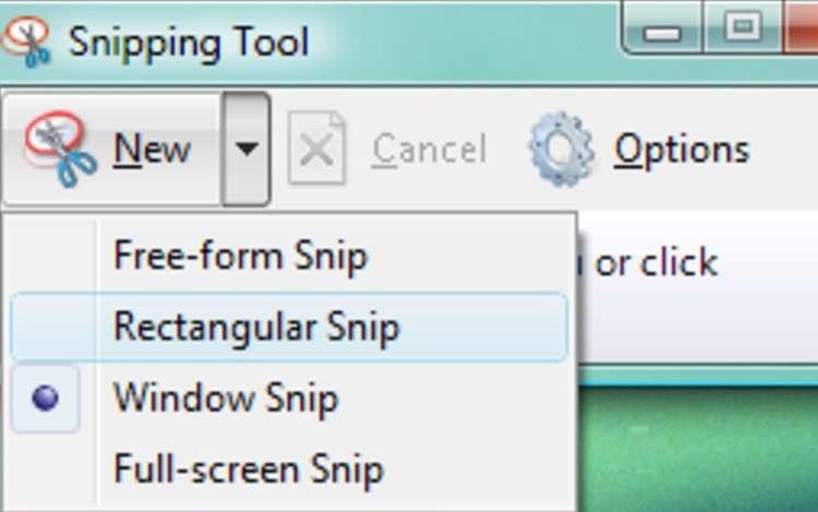 Cover: Informationen zum Snipping Tool