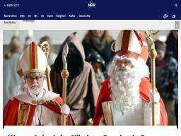 Cover: Warum feiern wir Nikolaus und wer war der Heilige wirklich? | NDR.de - Geschichte