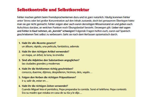 Cover:  Lern- und Arbeitstechniken Spanisch