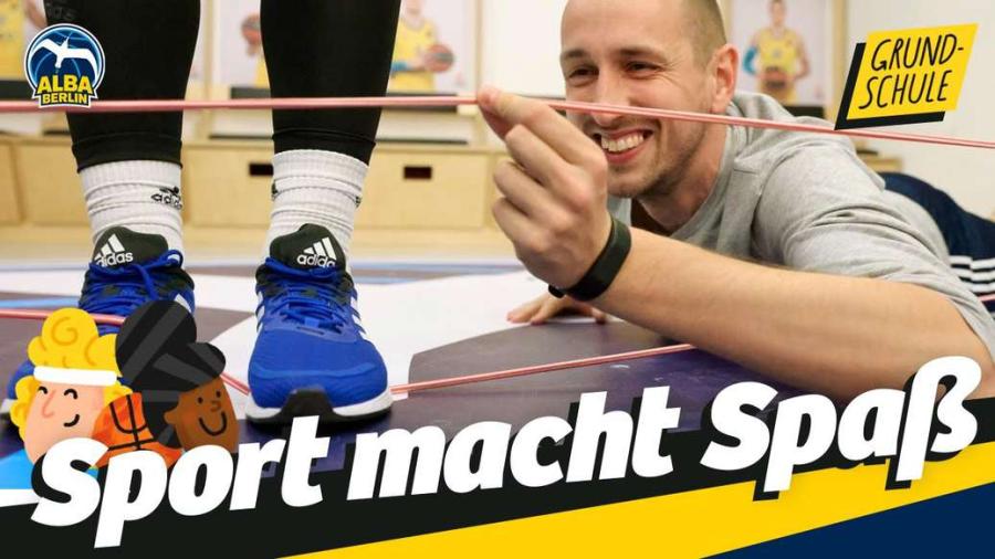Cover: Grundschule 27 | Gummitwist – Sprünge mit dem Band | Sport macht Spaß