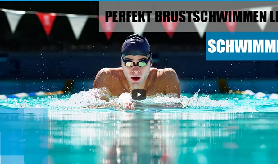 Cover: Schwimmkurs: Perfektes Brustschwimmen mit FIT FOR FUN - YouTube
