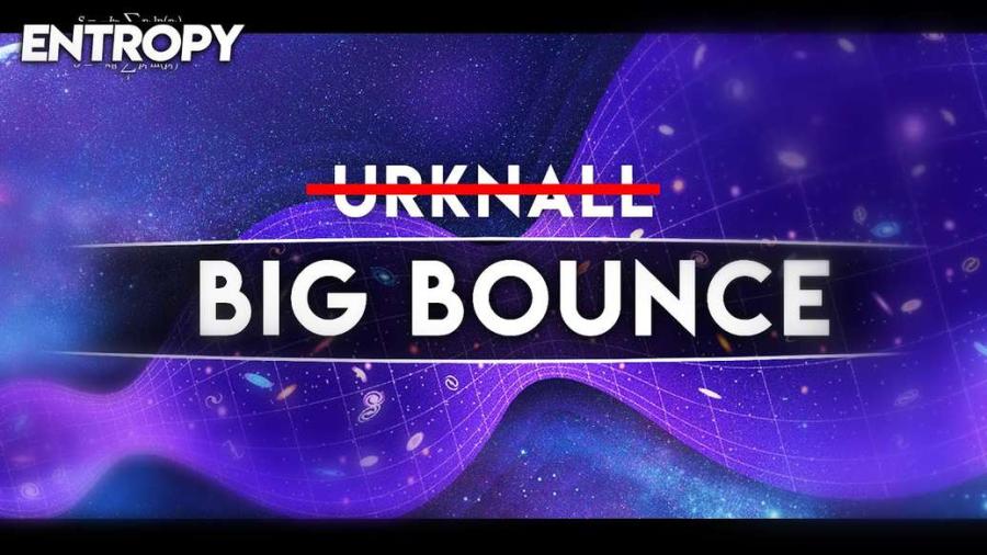 Cover: Doch kein Urknall? Der Big Bounce