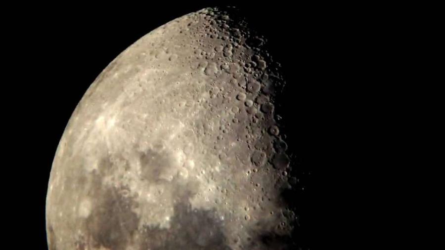 Cover: Mond in HD, Mondaufnahmen