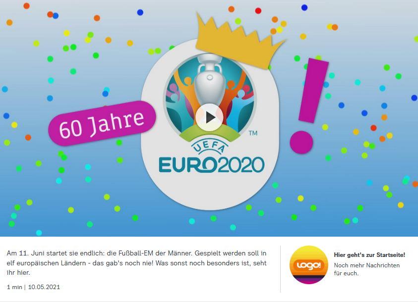 Cover: Fußball-EM 2021: Was an ihr besonders ist