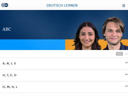 Cover: ABC für Zweitschriftlerner | DW Deutsch Lernen