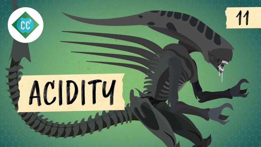 Cover: Acidity: Crash Course Organic Chemistry #11