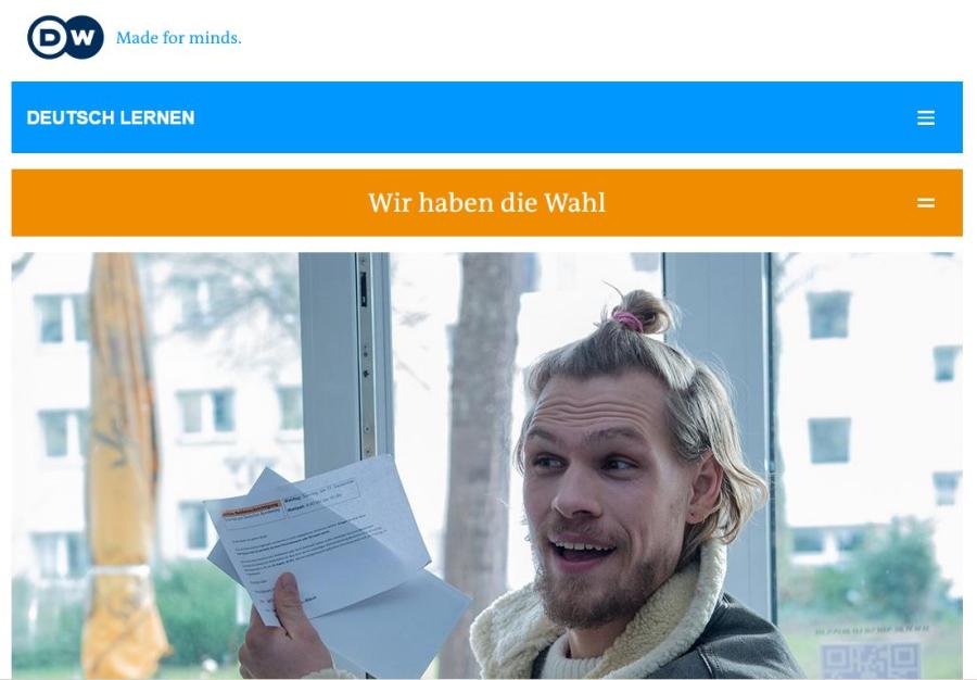 Cover: Politik in Deutschland | Wir haben die Wahl
