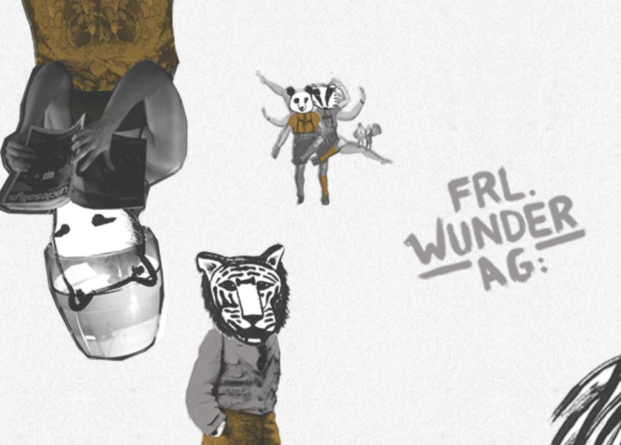 Cover: Frl. Wunder AG