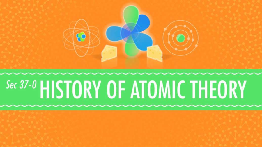 Cover: The History of Atomic Chemistry: Crash Course Chemistry #37