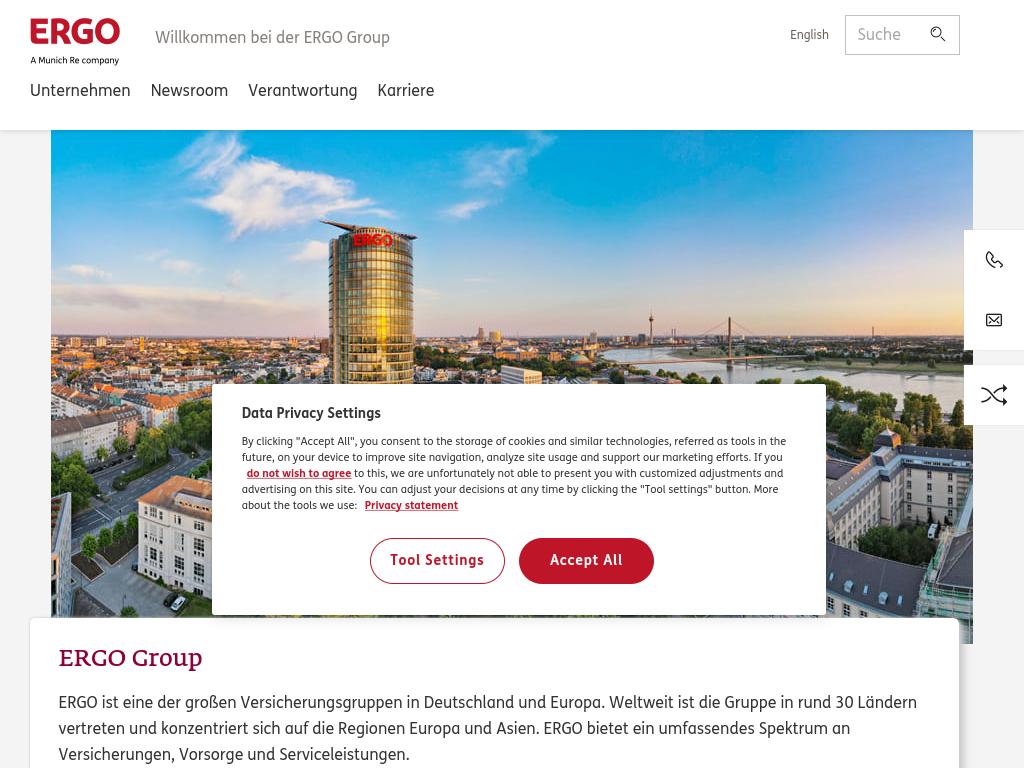 Cover: DKV-Report 2018 - Wie gesund lebt Deutschland? |  ERGO Group AG