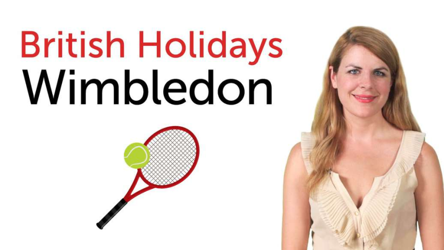 Cover: British English Holidays - Wimbledon