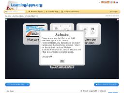 Cover: Rente und Rentenreform - LearningApp