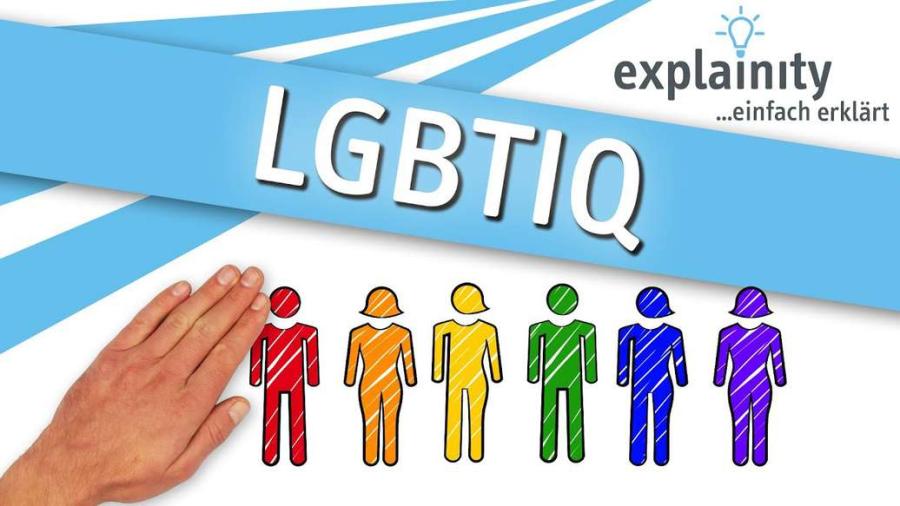 Cover: LGBTIQ einfach erklärt