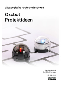 Cover: Ozobot Projektideen