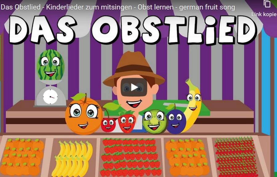 Cover: Das Obstlied | Kinderlieder zum mitsingen