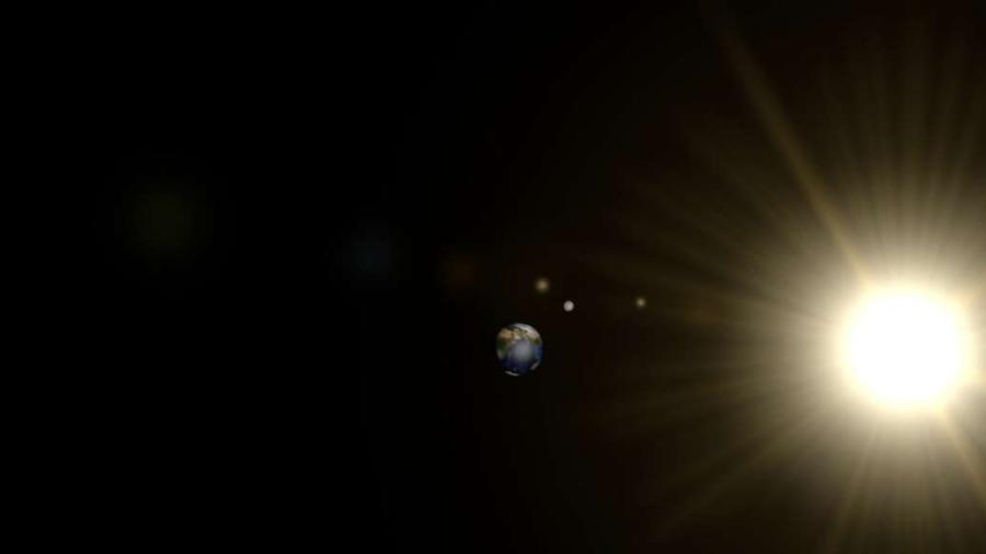 Cover: Wie entsteht eine Sonnen-  und eine Mondfinsternis? Einfach und anschaulich erklärt