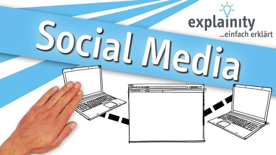 Cover: Social Media einfach erklärt (explainity® Erklärvideo)