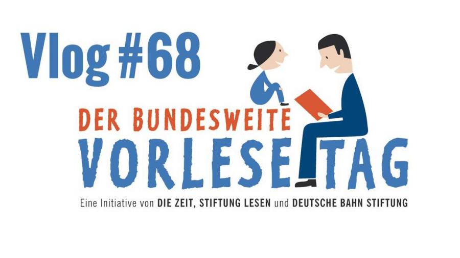 Cover: Vlog #68 - Bundesweiter Vorlesetag_1620070808150