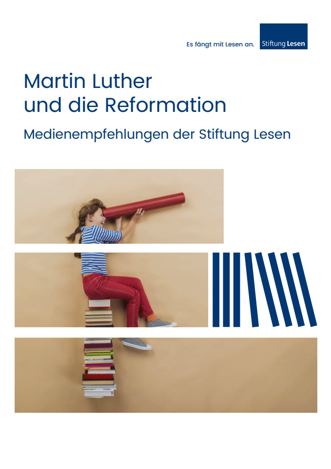 Cover: Martin Luther und die Reformation