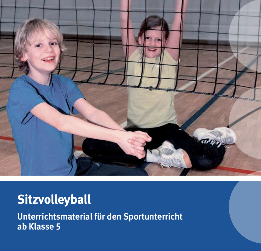 Cover: Sitzvolleyball
