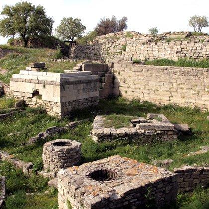 Cover: Das rätselhafte Ende der Bronzezeit