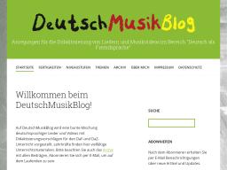 Cover: DeutschMusikBlog