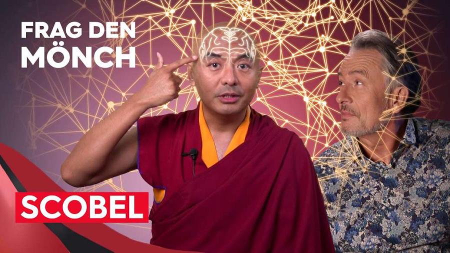 Cover: Warum Meditieren glücklich macht | Gert Scobel & Mingyur Rinpoche