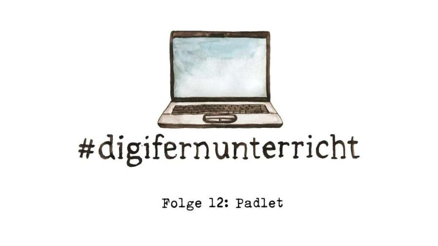 Cover: Folge 12:  Padlet