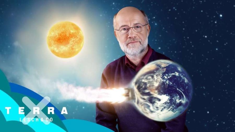 Cover: Rettung vor der Sonne – Erdorbit verschieben? | Harald Lesch