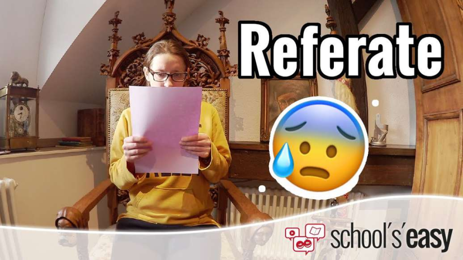 Cover: Vlog #241 - Referate in der Schule
