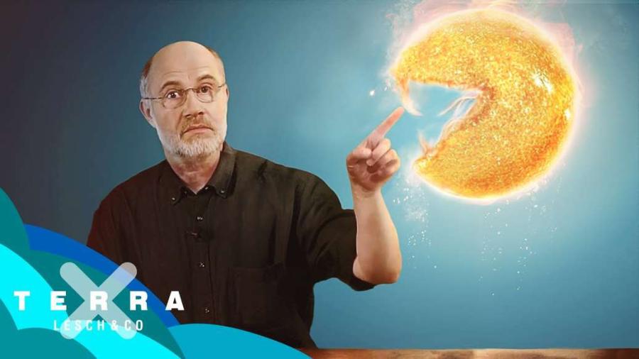 Cover: Erstmals beobachtet: Stern frisst Planeten | Harald Lesch