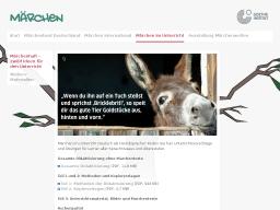 Cover: Märchenhaft   12 Ideen für den Unterricht