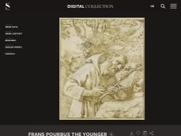 Cover: Frans Pourbus D. J. - Heiliger Franziskus