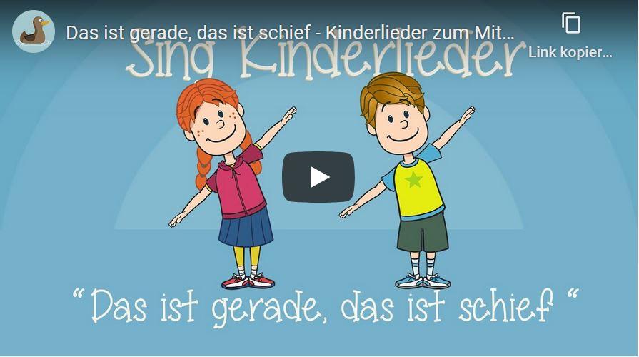 Cover: Das Lied zu Adjektiven und Körperteilen   Kinderlieder zum Mitsingen