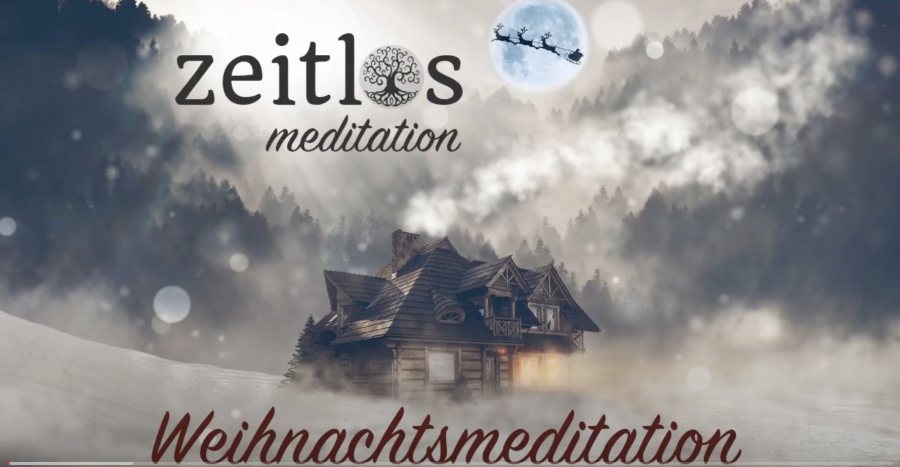 Cover: Weihnachtsmeditation