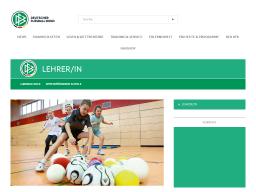 Cover: Deutscher Fußball-Bund e.V.