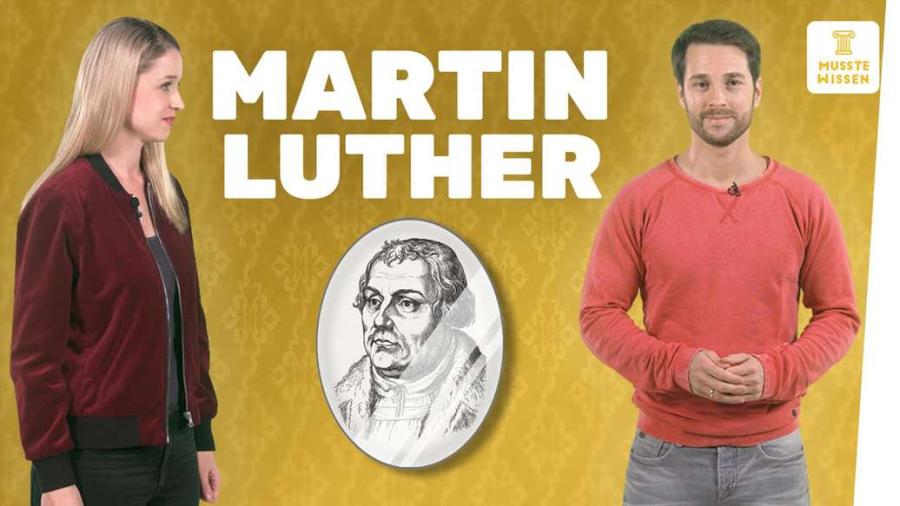 Cover: 500 Jahre Reformation - wer war eigentlich Luther? I musstewissen Geschichte