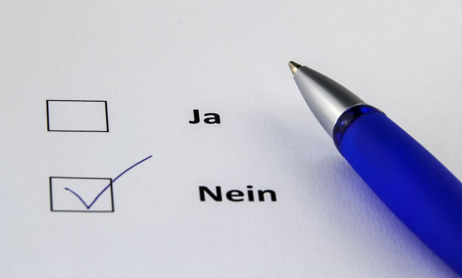 Cover: Negation im Deutschen